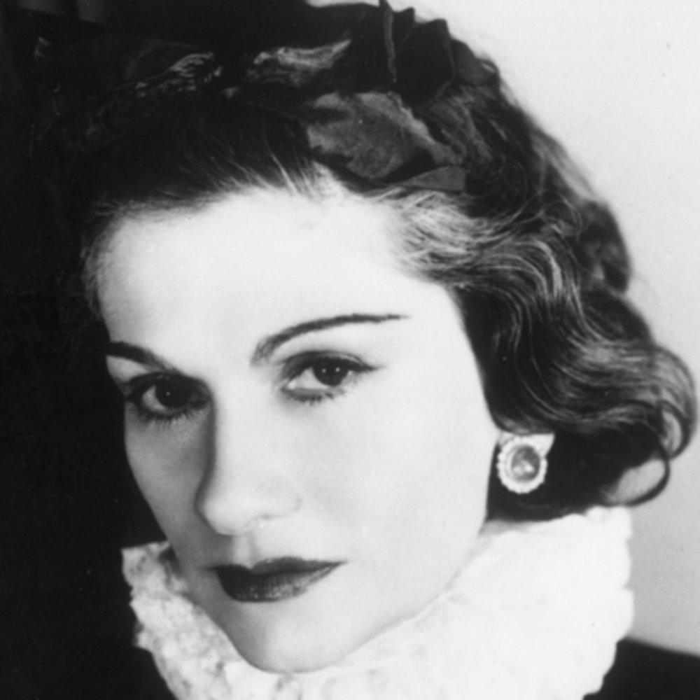 Coco Chanel (1920)