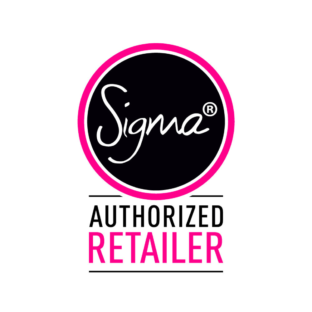 SIGMA BEAUTY - KAYSI IS PROUD TO BE MARYLAND'S ONLY AUTHORIZED RETAILER OF SIGMA®.