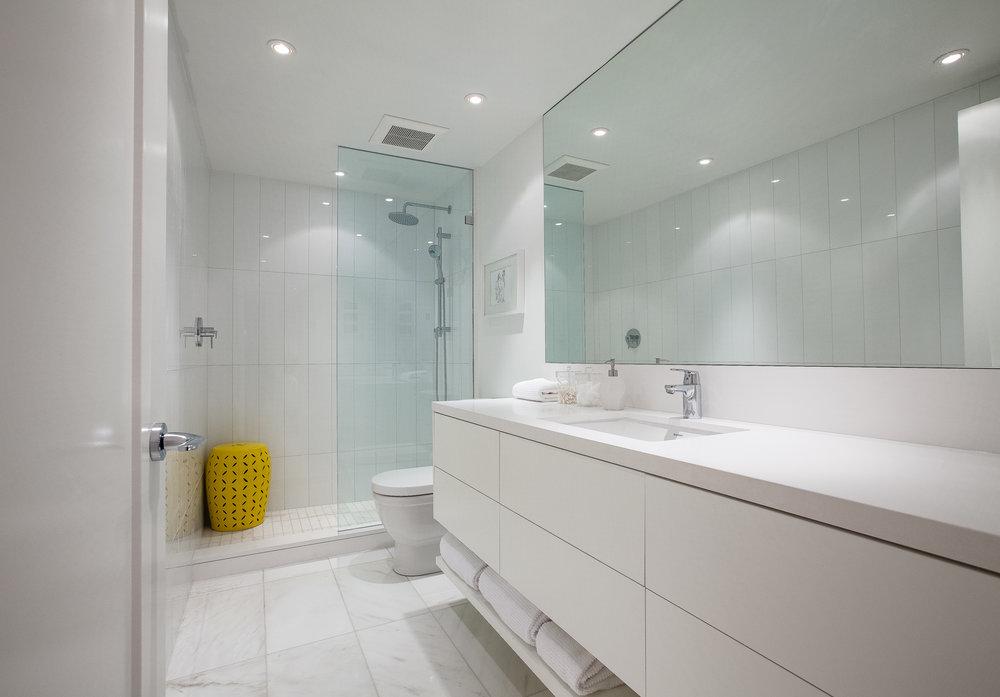 Bathroom design photograph