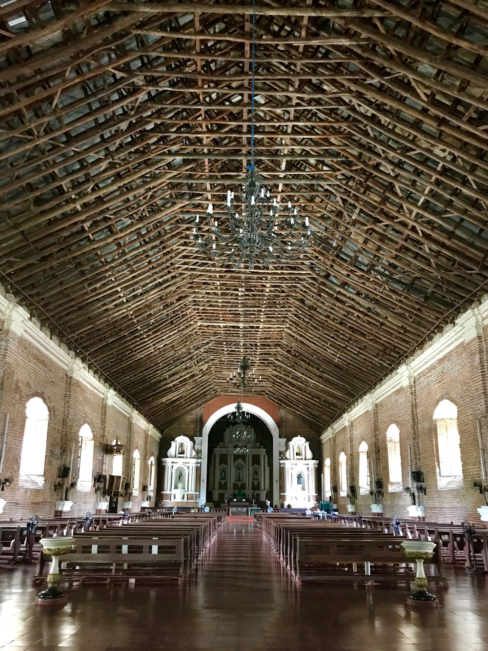 Sta. Monica Parish Church (Sarrat Church)