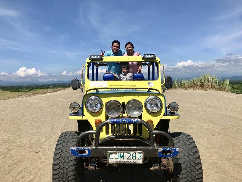 4x4 Experience at La Paz Sand Dunes
