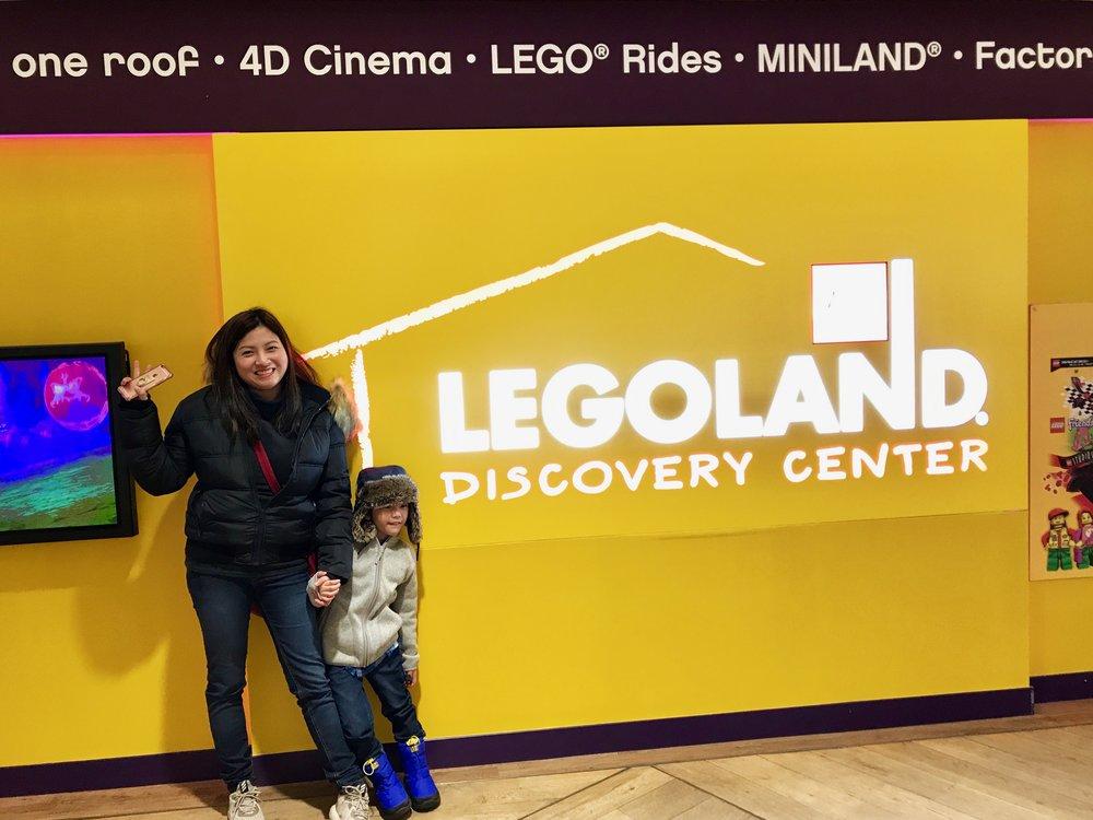 Lego wonderland