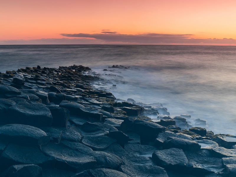 The Giant's Causeway is the main photographic reason to visit County Antrim, but there are plenty of other less photographed spots that are well worth exploring.