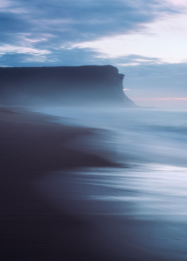 Australian seascape photography by Anton Gorlin.