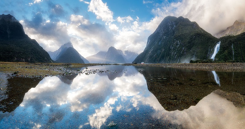 Anton Gorlin New Zealand landscape photography - Photographer interview