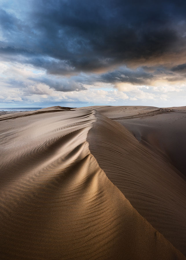 Anton Gorlin desert photography - Photographer interview