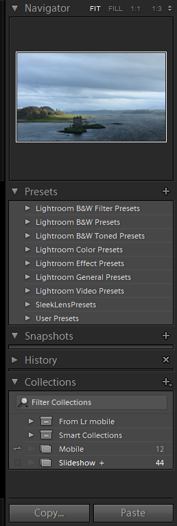 Adobe Lightroom Develop Tips