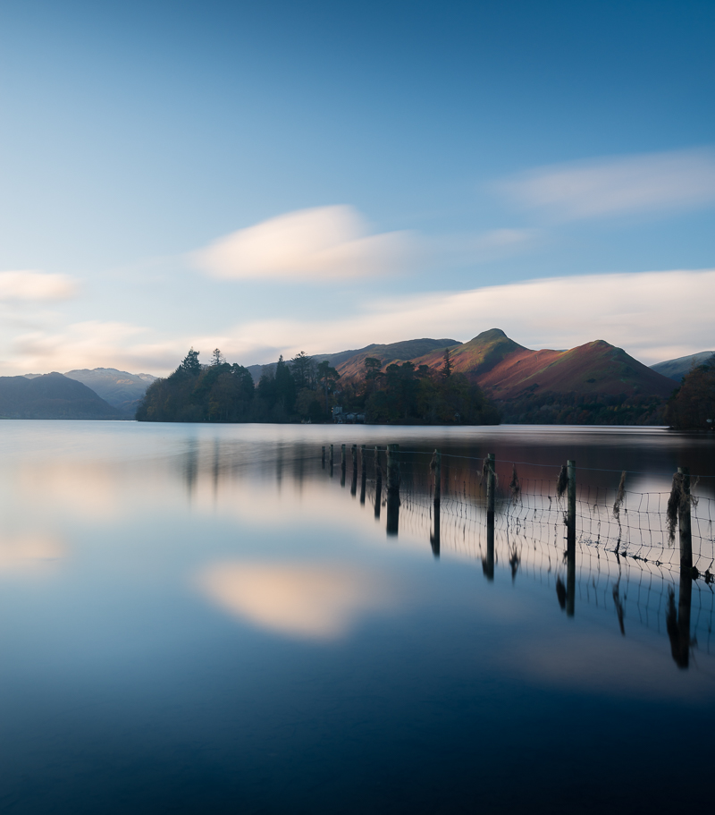 long exposure photography with nd filters
