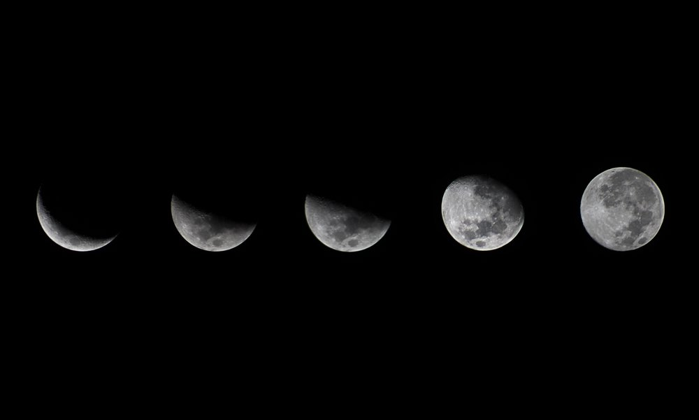 photography tips for shooting the moon