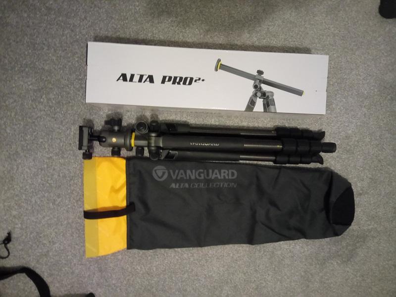 Vanguard Alta Pro 2 review