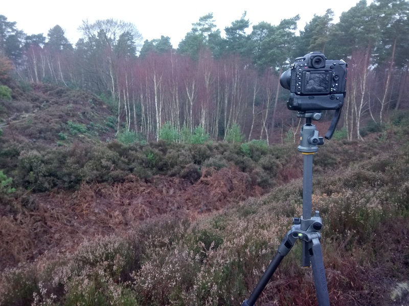 best landscape photography tripods