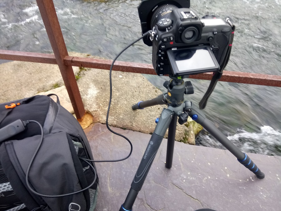 VAnguard tripod reviews