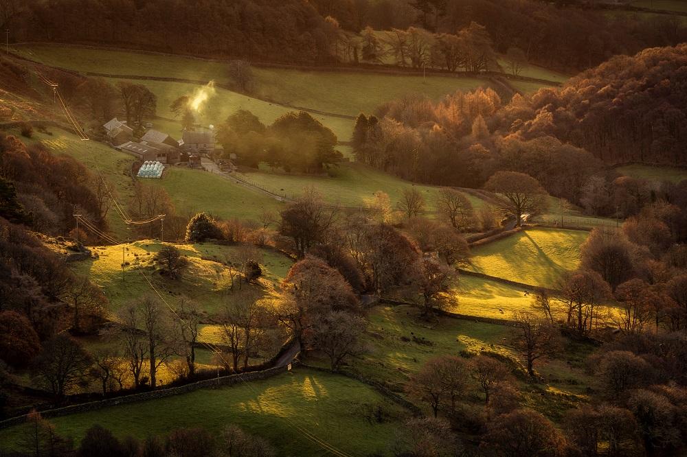 sunrise photography landscape tips