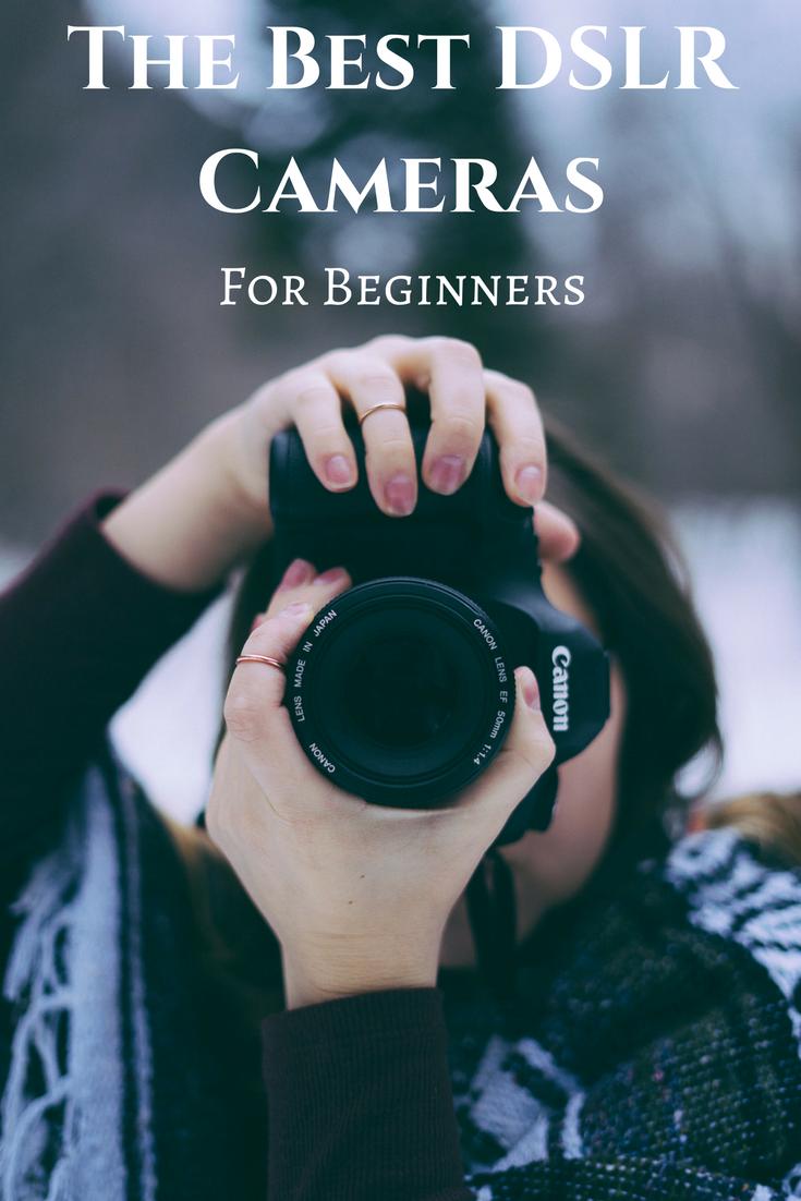 Best beginner DSLR cameras
