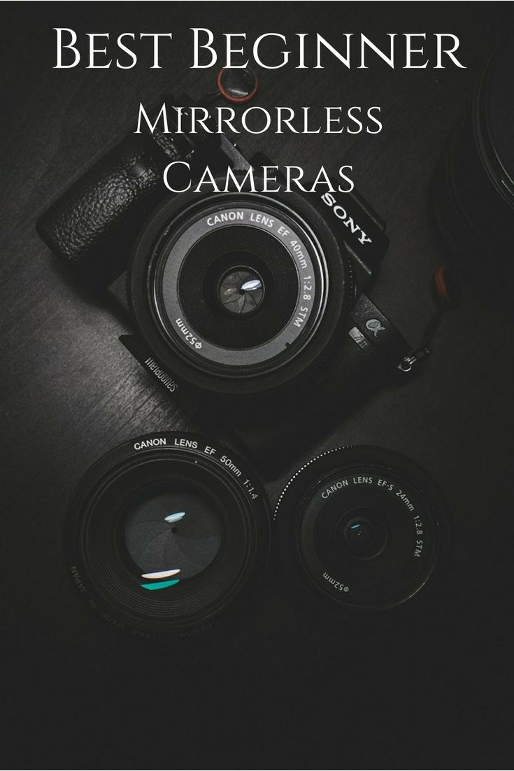Best beginner mirrorless cameras