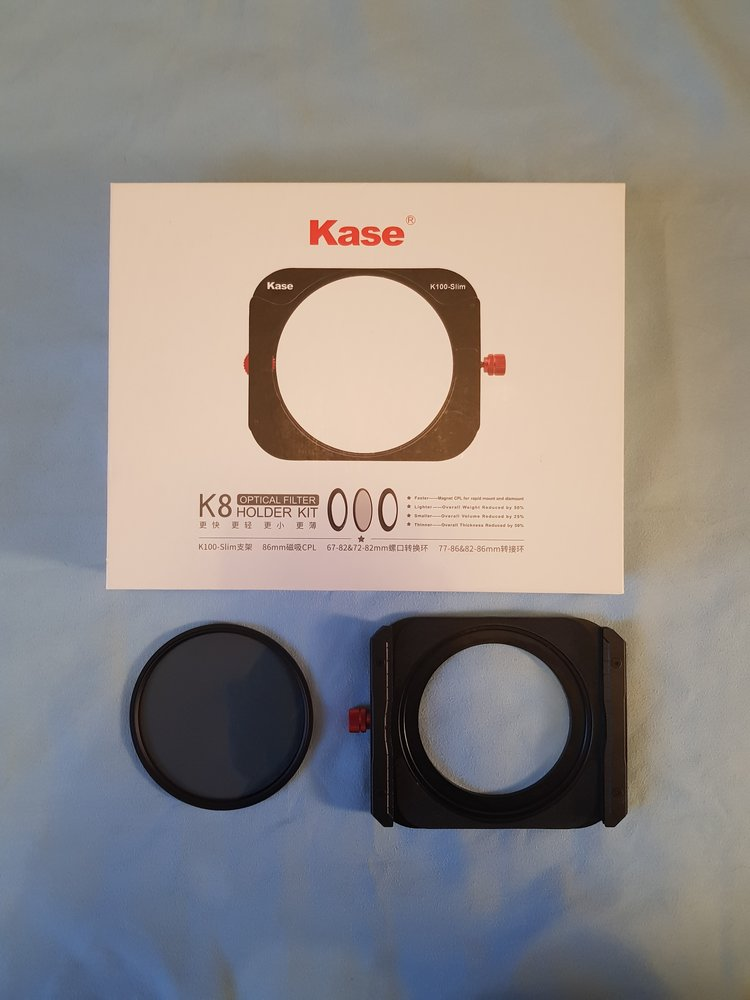 kase filters review