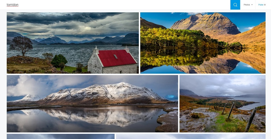 A quick search on 500px shows that Torridon has a huge amount of photographic potential. This is all I need - I don't want to be overly influenced by what other photographer's have shot.
