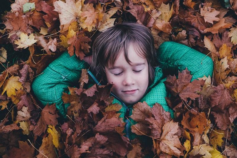 autumn photography tricks