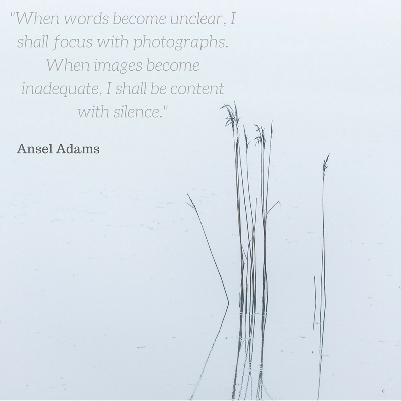 photography inspiration Ansel Adams