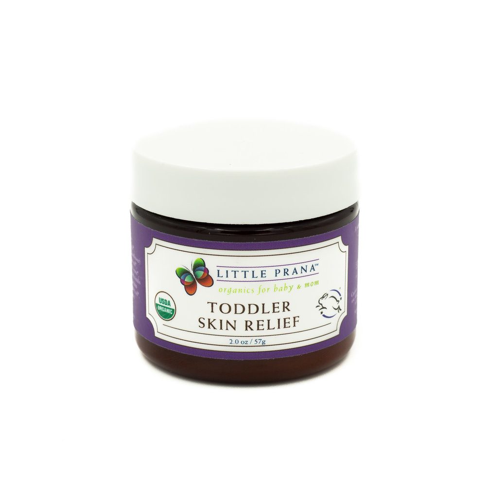 Toddler Skin Relief