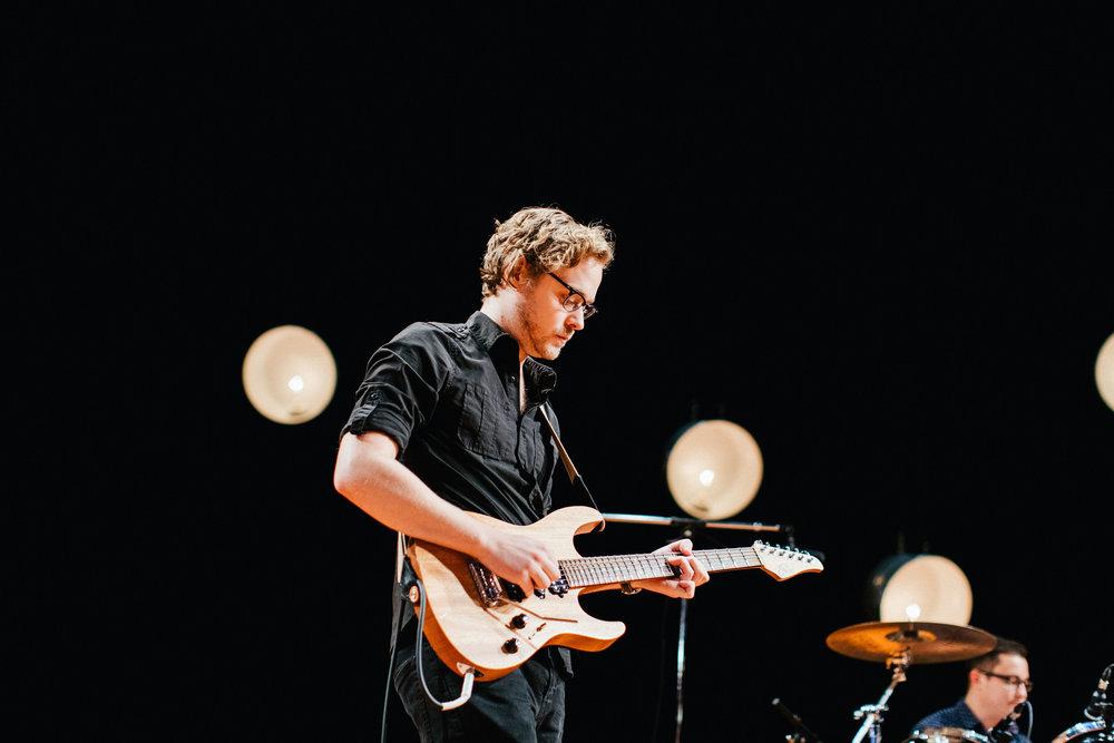 Andrew Rohlk, Guitars