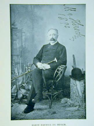 Baron de Hirsch