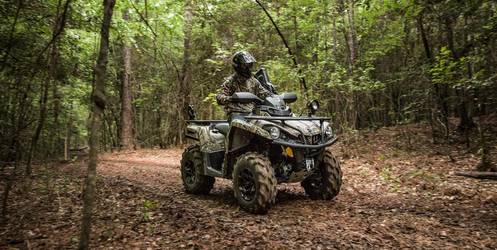 ATV Inventory -