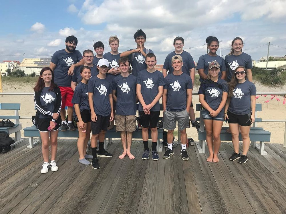 Retreats - We offer 2 retreats for our HS students, 9th to 12th, and 2 for our MS students, 6th to 8th, during the year. HS students-go to Ocean City, NJ in September for a weekend on the boardwalk and in the sun and to the Poconos in January/February for some snow tubing and time in the mountains. On both retreats we take time away from our crazy lives to refocus on God especially as the students begin their Fall and Winter seasons. MS students- are invited out to Delanco Camp in December and Mid-Winter Advance at America's Keswick in February. Delanco is a great small retreat that we can dive deep about our faith with students while Keswick hosts many other youth groups along with us & giving plenty chance for our youth to meet others who share the same faith.