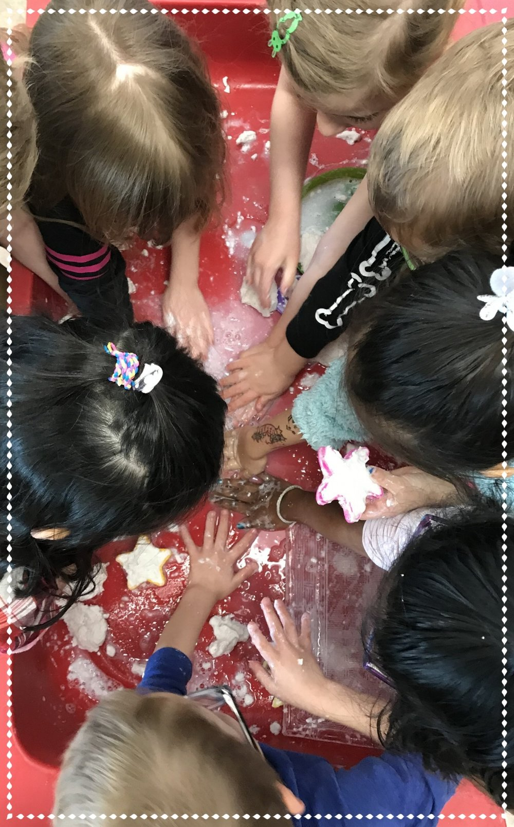 Nature-based, child-lead programming creates a warm environment for students at Discovery Place Dr. Lila Fahlman to grow
