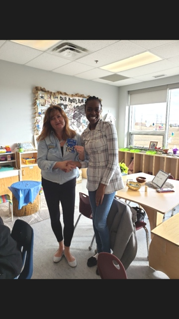 Jummy was voted Staff member of the month at Kim Hung Out of School care. Congratulations!