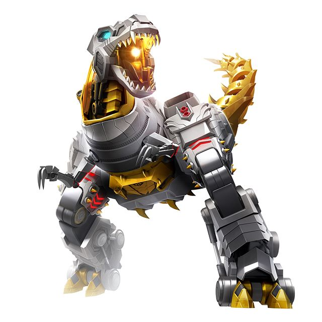 Our illustration team developed versatile styles for Transformers licensing opportunities - check out the painting, line work, and vector styles on Grimlock's dino-mode . . . #transformerstoys #transformers #grimlock #hasbro #toys #toylife #dinosaur #robot #sandiegocomiccon #designinspiration #artdirector #designlife #vector #illustration #adobe #illustrator #art #artistsoninstagram #licensing #consumerproducts #dino