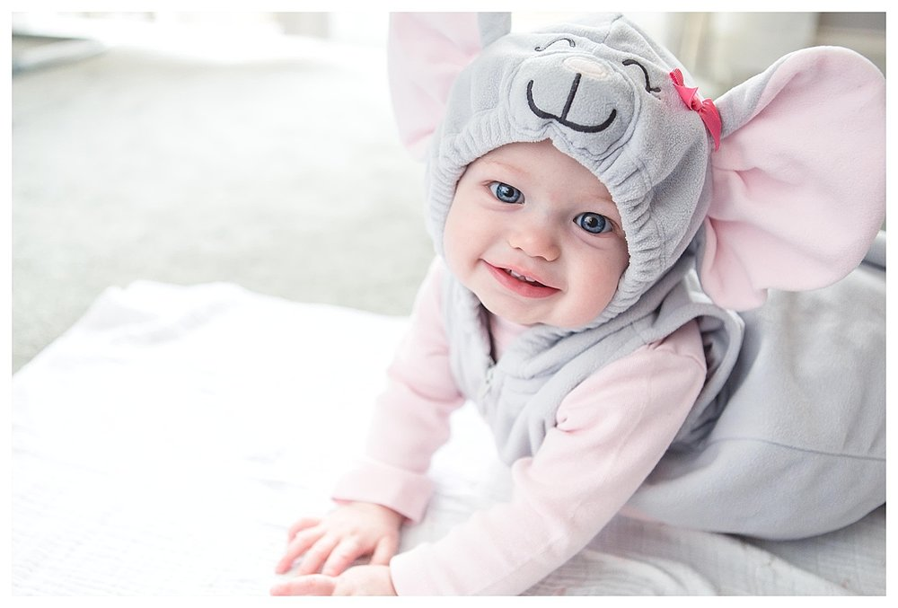 baby mouse costume