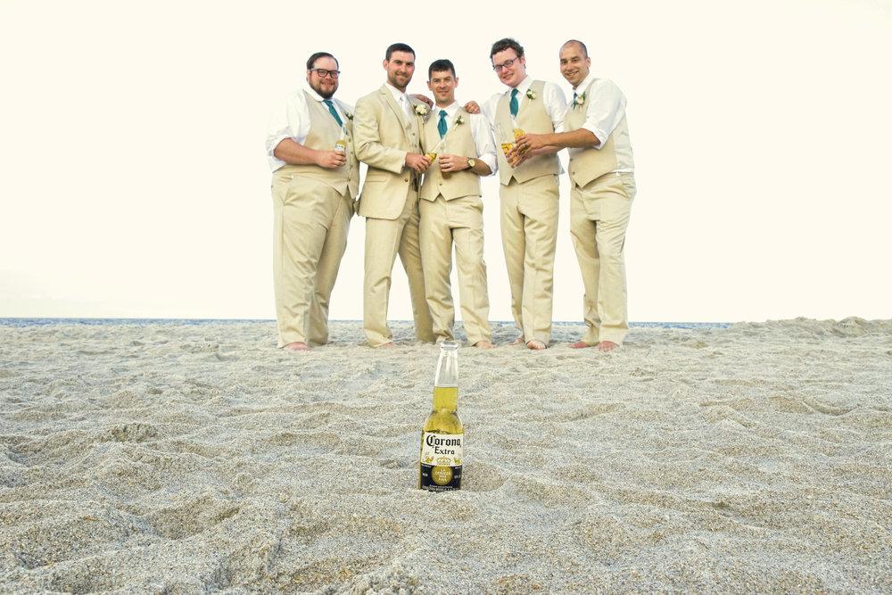 5 guys and a corona