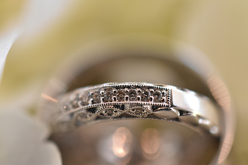 Ring closeup