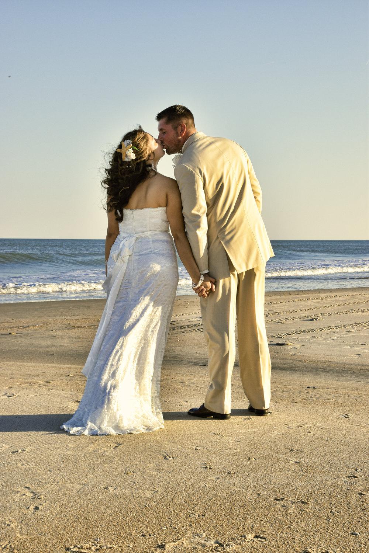 Beach Kiss.