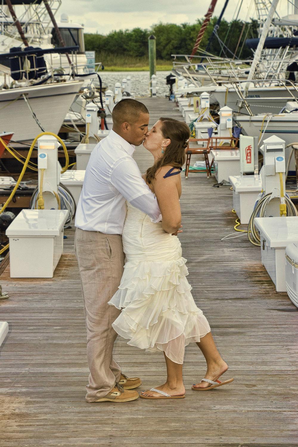 Marina kiss.