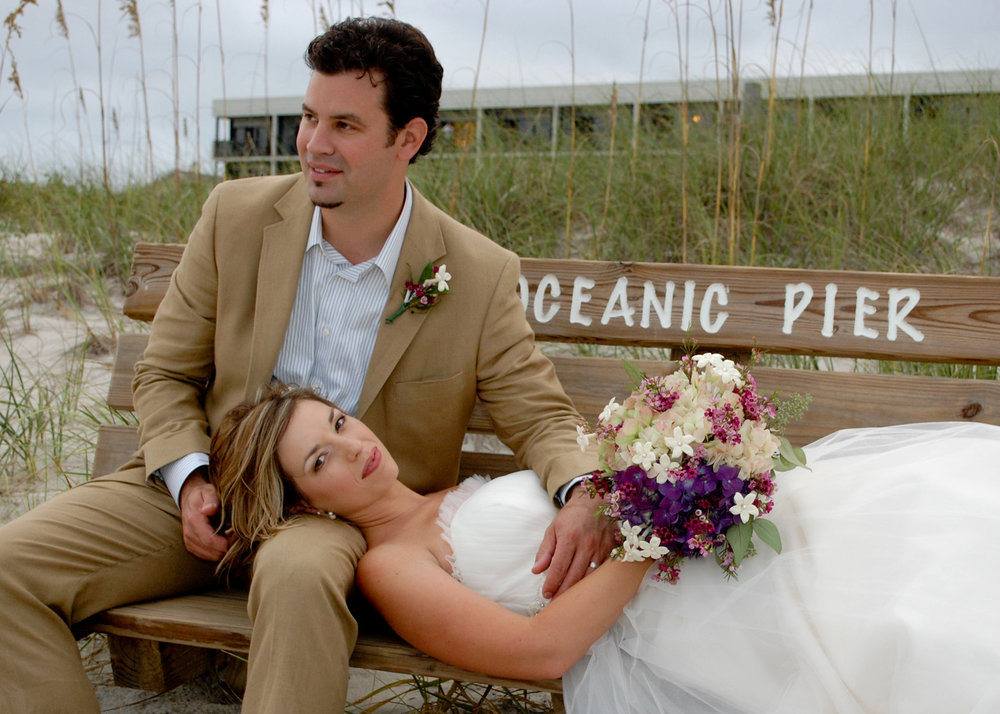 - Wrightsville Beach Weddings by Billy Beach. Click on image to open.