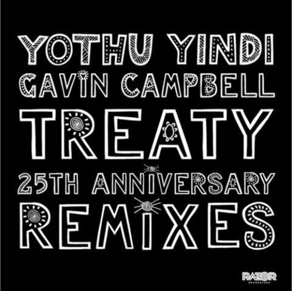 Yothu Yindi & Gavin Campbell - Treaty - The Journey Remix
