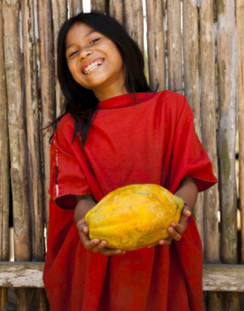 Ashaninka Girl with Cacao.png