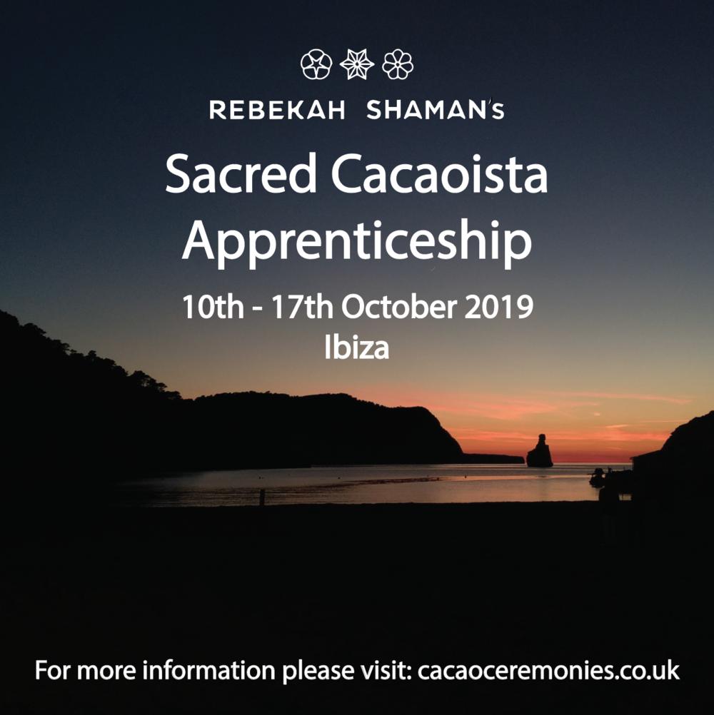 Apprenticeship: Sacred Cacaoista