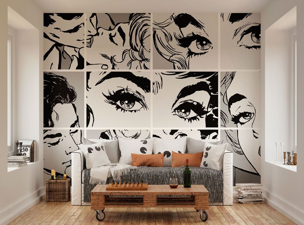 - Unlike paint, there are endless options with vinyl wall designs. A custom designed wall wrap can transform any space into a work of art.