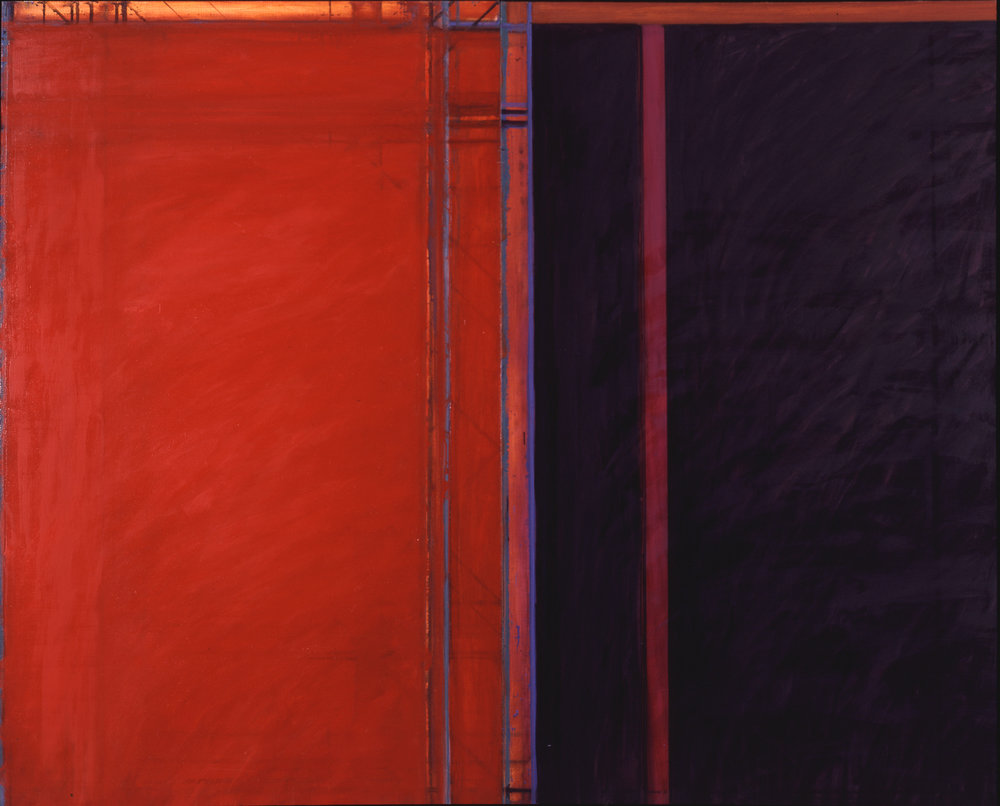 Sacrifice of the Exchange, Diptych 72 x 84
