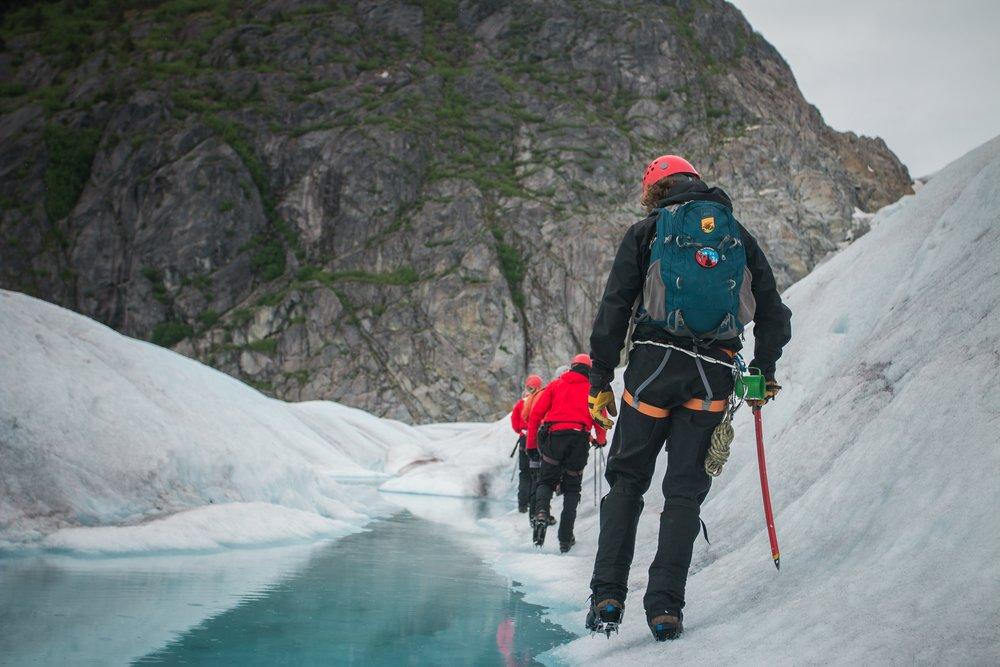 Reaching the summit as a team -