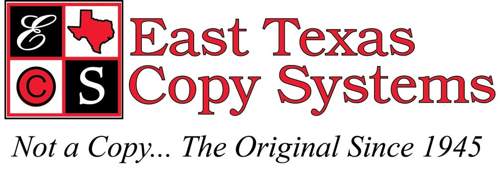 - EAST TEXAS COPY SYSTEMSKeeping up with the times - an old company with a new product