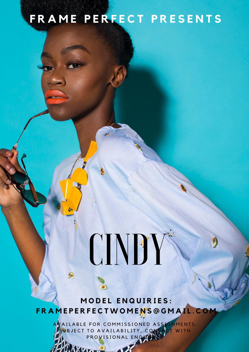 Cindy -