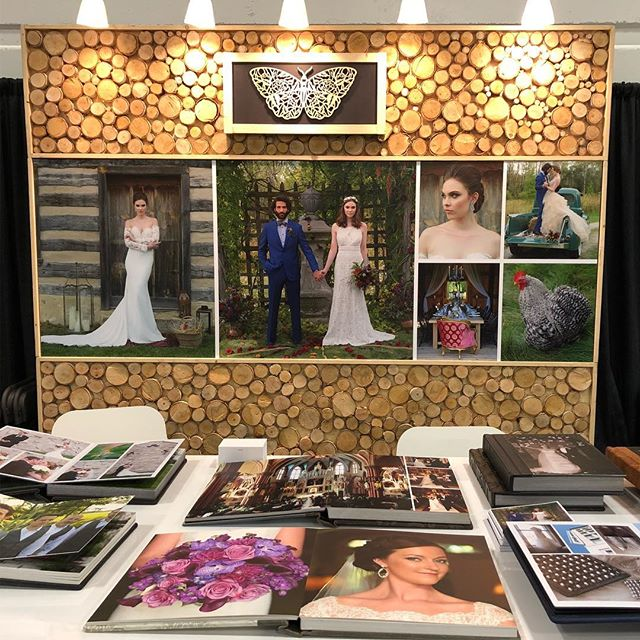 Come see us at the Wonderful World of Weddings!!