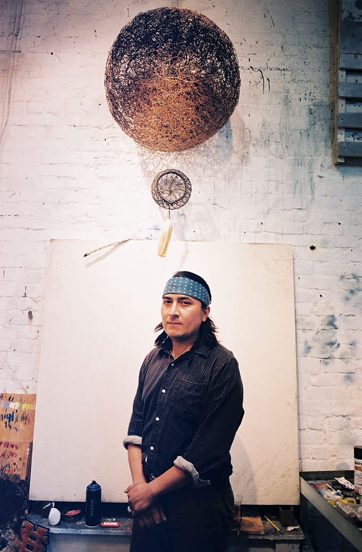 Ishi in his studio.jpg