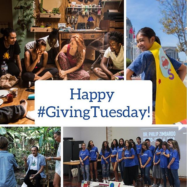 #GivingTuesday is not over yet! Make an impact today on the lives of young people around the world. We are grateful for any amount you can give today to help us continue our educational programs in 2019. Click the donate button on our website!