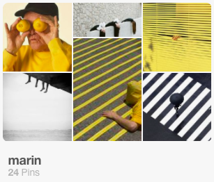 click to view marin's mood board -