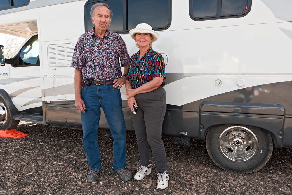 Jerry and Ann, Full-timers